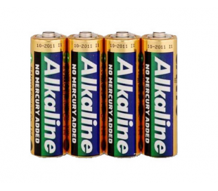ALKALINE BATTERI 4XR6 1,5V