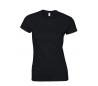 T-shirt - V hals - Dame