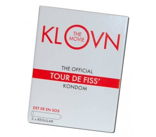 Tour de Fiss' - kondomer (3 stk)