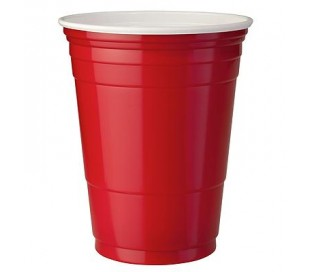 RED CUPS - 20 STK