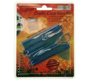 Kreditkort neglesæt